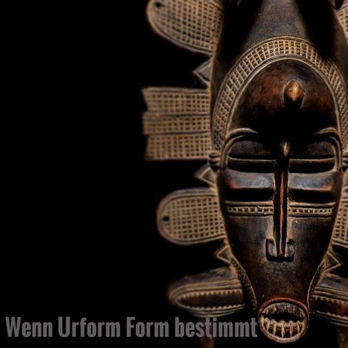 Senufo Kpelie Mask Afrika Kultur afrikanische Kunst tribalart