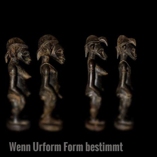 Senufo Tugubele Figur Afrika Kultur afrikanische Kunst tribalart