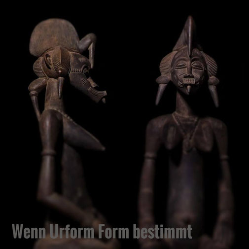 Senufo Tugubele Figur Afrika Kunstbuch