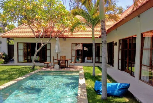 Sanur office and/or residential living for sale.
