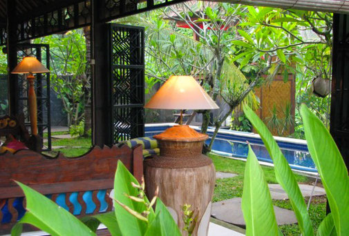 Padang Bai house for sale nearby the beach