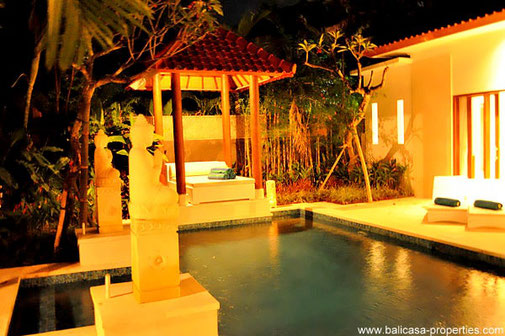 2 Bedroom villa in the heart of Seminyak.