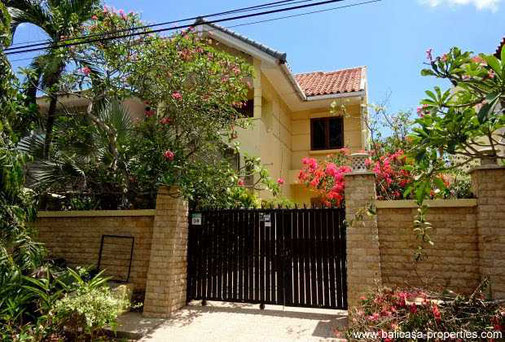 Puri Gading townhouse for sale
