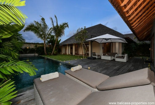Umalas quality 3 bedroom villa for sale