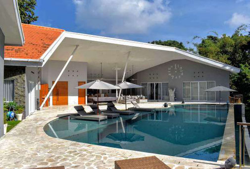 Seminyak high quality 4 bedroom villa for sale.