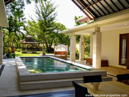 West Bali Pemuteran villa for sale including guest bungalow