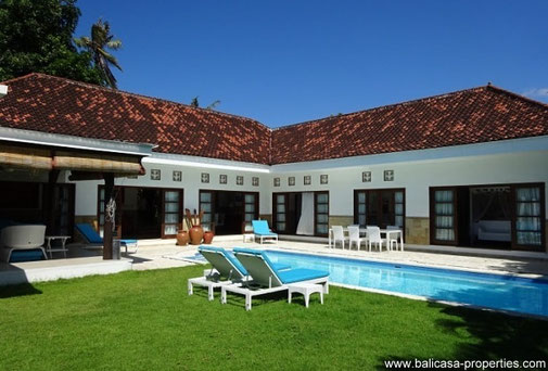 Sanur comfortable family home with 3 bedrooms for sale