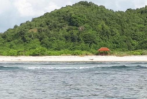 Land for sale in Bangko Bangko, West Lombok. For sale by owner