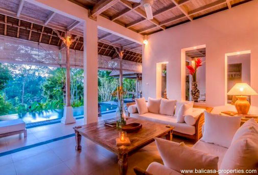 Shamballa Residence, private villa rental in Ubud