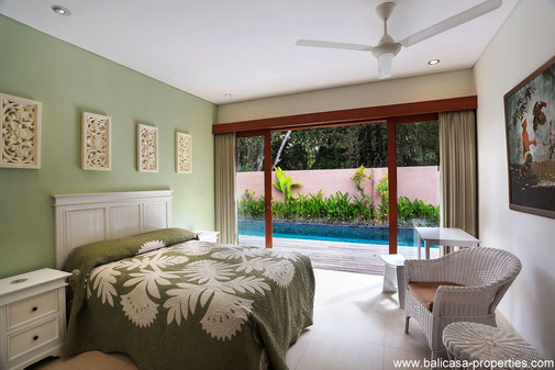 Guesthouse for sale located on a walking distance from Ubud center