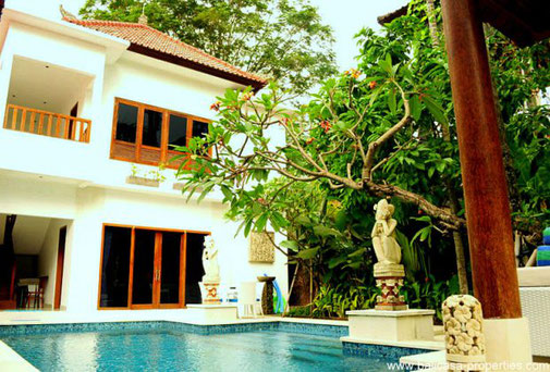 3 Bedroom villa for sale in the heart of Seminyak.