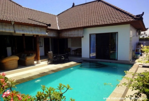 Saba freehold house with 2 bedrooms located between the rice paddies.