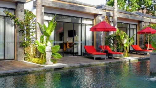 Lovina resort for sale. North Bali resort for sale