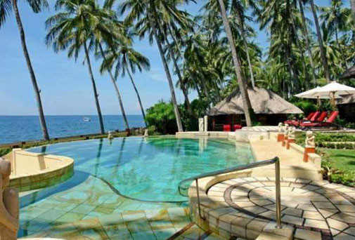 East Bali land and bungalows for sale
