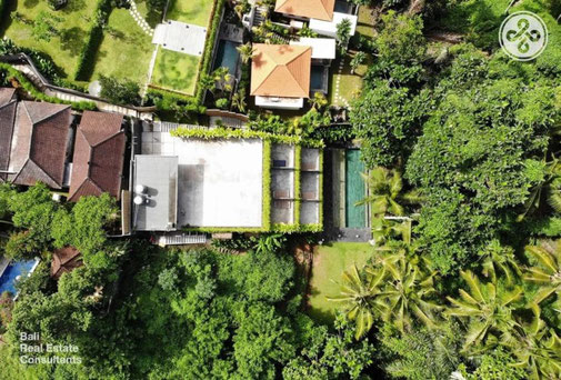 Ubud guesthouse for sale with 6 bedrooms