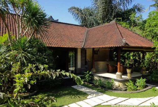 Penestanan villa for sale with river view