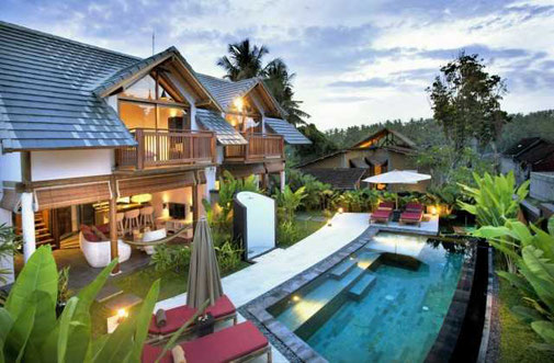 Ubud duplex villa for sale by owner