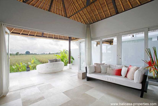 Ubud villa for sale with 1 bedroom