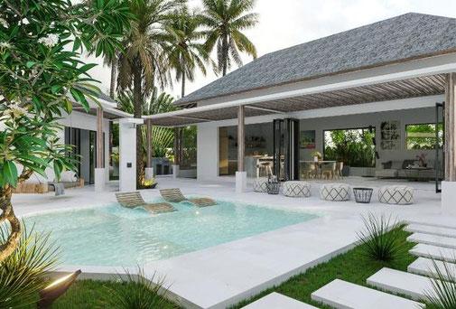 Pererenan villa for sale