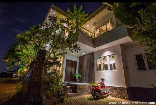 Berawa townhouse for sale on walking distance from the beach