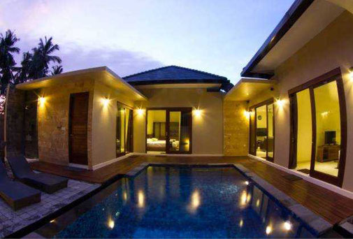 Lombok Senggigi villa for sale by owner