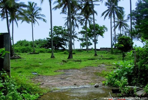 28 are beachfront land for sale in West Bali