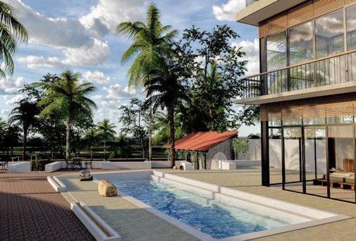 Pererenan 2 or 3 bedroom villa for sale