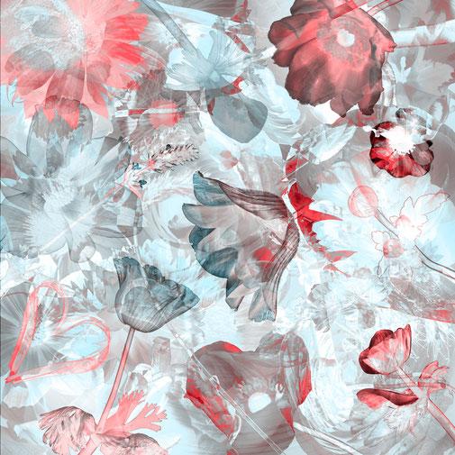 Fotokunst - Ralf Kämper - rk-insights - Blumen - Blüten - digital Art - abstrakt - modern - schön