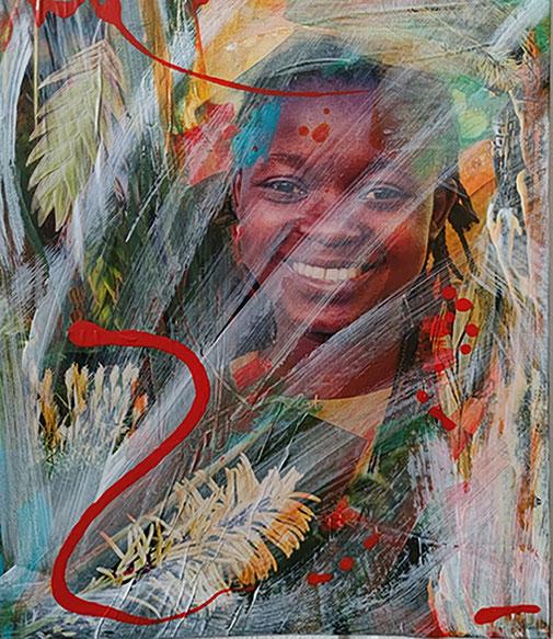 Toscana, Aquarell