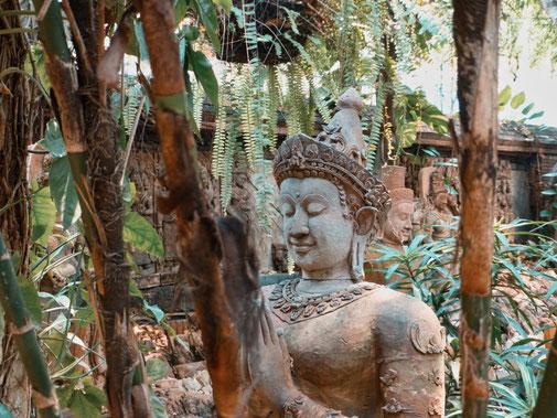 Ton Statur Buddha in Chiang Mai