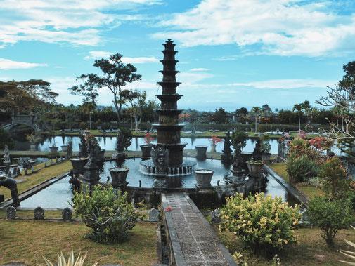 Wassertempel Tirtagangga