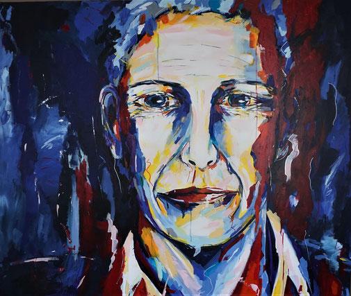 Porträt, Expressionissmus