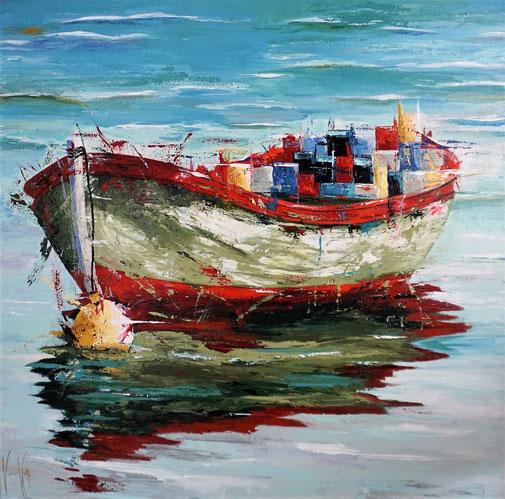 Boot, Fracht