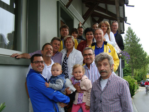 Frühlingsausfahrt 29.06.2014
