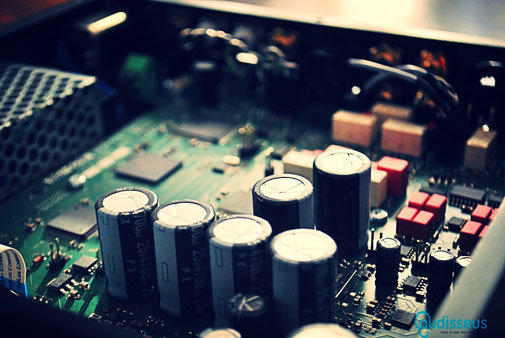 Mytek Brooklyn DAC / Praxistest auf www.audisseus.de / Foto: Fritz I. Schwertfeger / www.audisseus.de