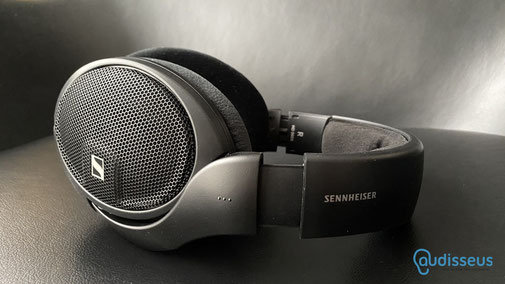 Sennheiser HD 560S / Im Praxistest / Bild: Fritz Schwertfeger / www.audisseus.de