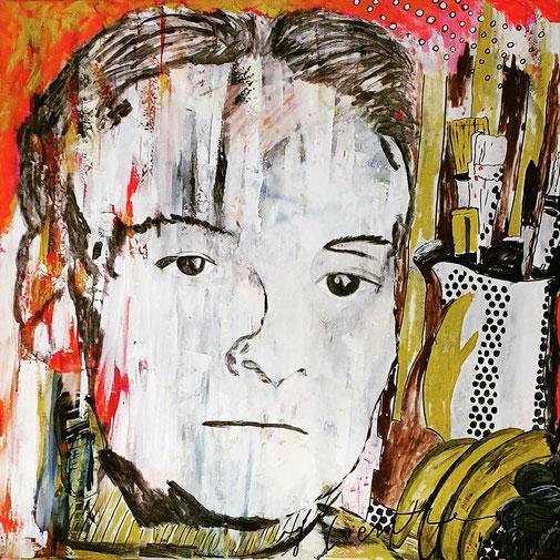 Werk 29, Roy Lichtenstein, 100x100cm