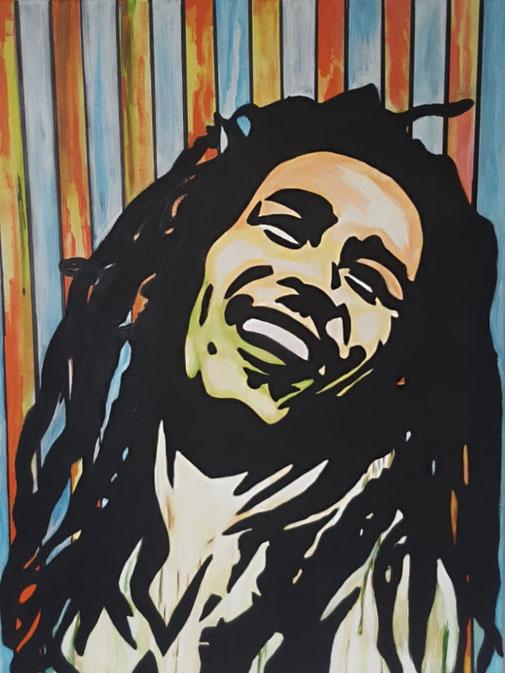 B. Marley,  60x80cm