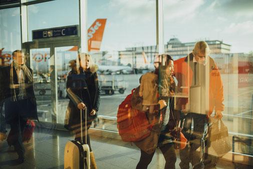 Flughafen - Dein Reisebüro für Deine Auslandskrankenversicherung