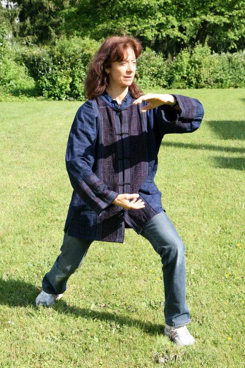 Tai Ji Quan Kurse, Patricia Kressig-Schori, Praxis für Energetische Körpertherapien, Zürich