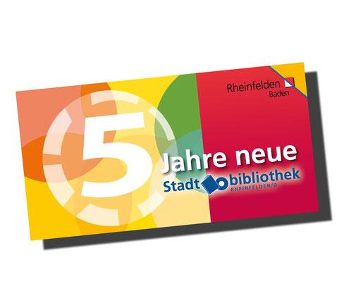 5 Jahre Stadtbibliothek Rheinfelden