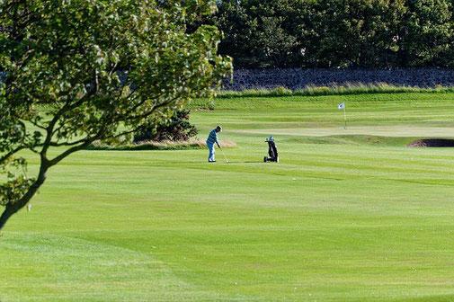 Gérer l'irrigation des terrains de golf - conseils greenkeeper et agralis / 47
