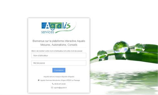 station météo Aqualis