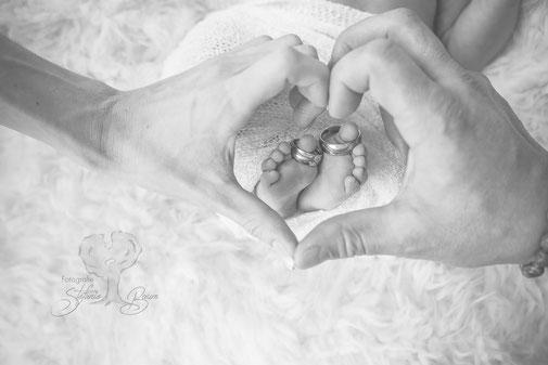 Newbornshooting, Babyfotos, Homestory, Vilsbiburg, Newbornfoto, Baby