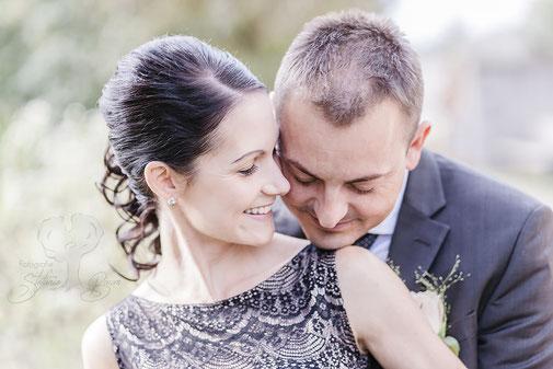 Eine wunderschöne Hochzeit im kleinsten Kreis im Standesamt Vilsbiburg