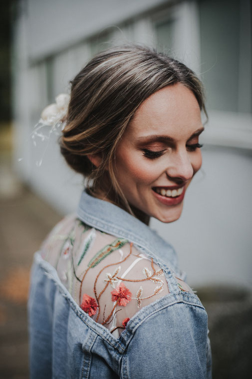 Braut Makeup Berlin natürliches Hochzeitsmakeup