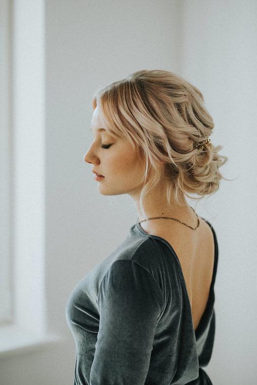Brautfrisuren Trends 2017 Make Up Fur Hochzeit Brautmakeup