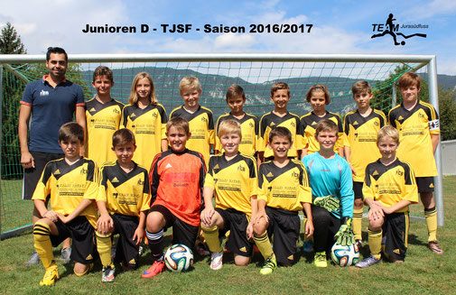 Junioren D - Team Jurasüdfuss