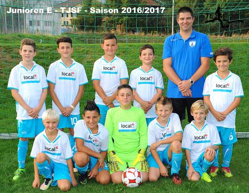 Junioren E - Team Jurasüdfuss