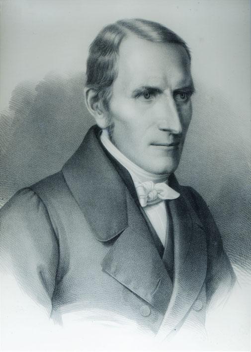 Gymnasialdirektor Dr. phil. Franz Wüllner, geboren in Sallinghausen